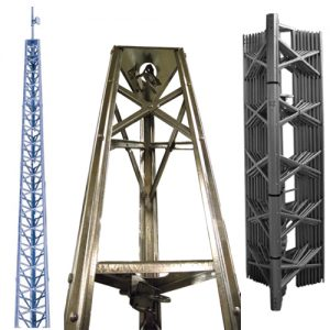DMX Standard Duty Tower, Top Section & Bundle
