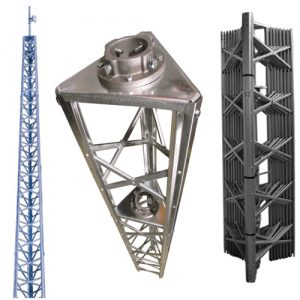 DMX-68AN Tower, Bundle & Top Section